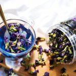 Trà hoa đậu biếc có tác dụng gì đối với sức khỏe?